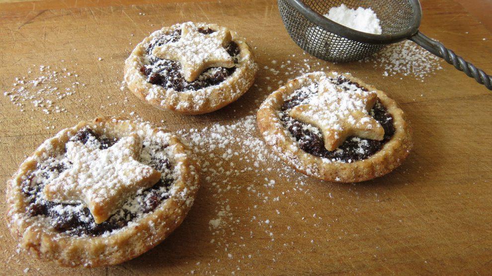 Christmas Mince Pie Recipes