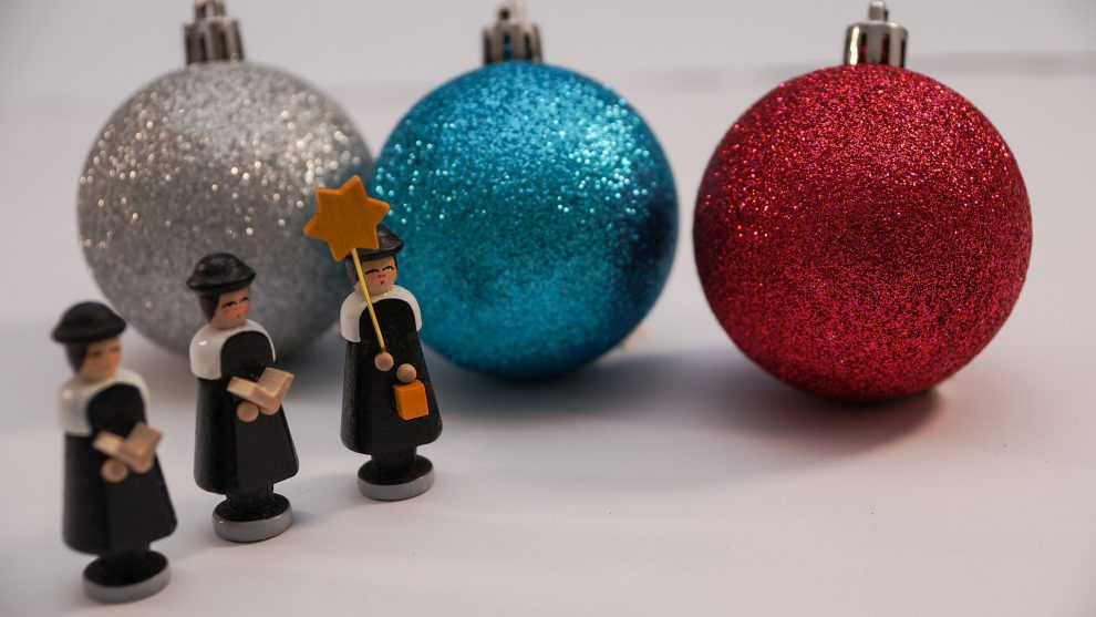 Puritans Christmas