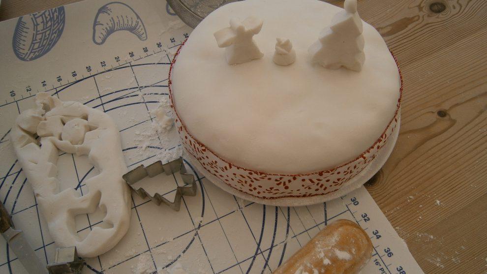 History of the Christmas Cake