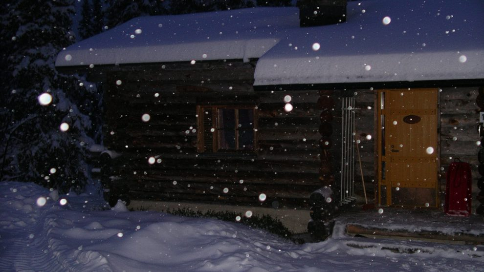 Just Love Christmas' Trip to Lapland to Visit Father Christmas