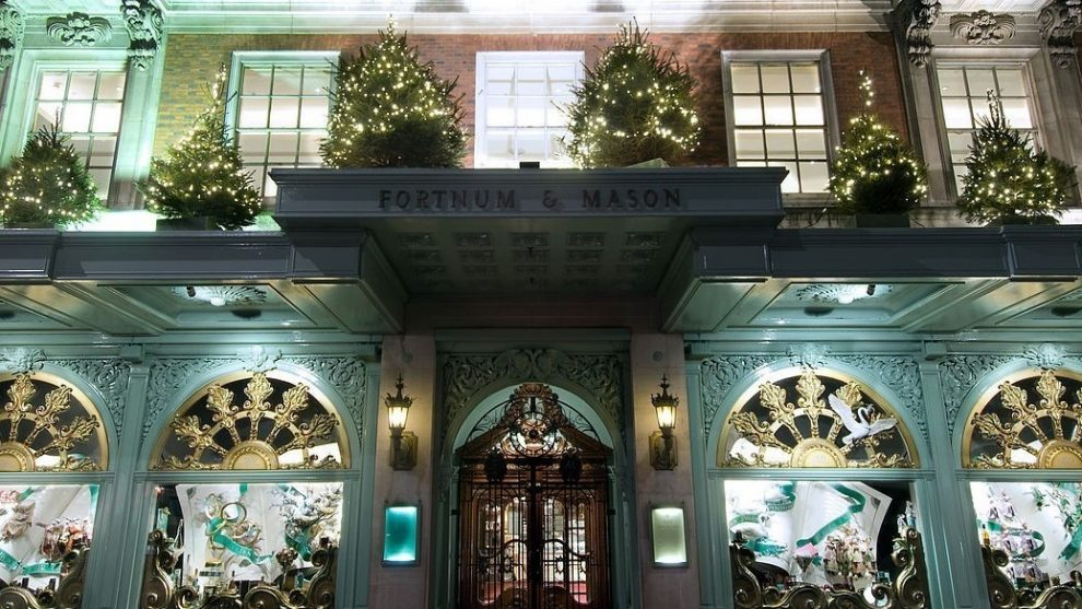 Christmas at Fortnum & Mason